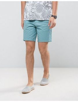 Burton Menswear Slim Smart Chino Short by Burton Menswear London