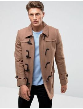 French Connection Duffle Collar Coat by French Connection