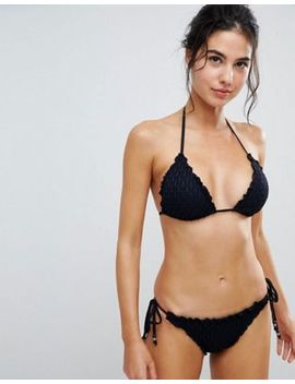 seafolly-havana-slide-triangle-bikini-set by asos-brand