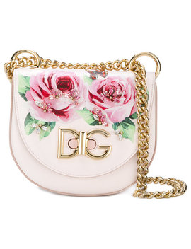 Wifi Small Crossbody Bag by Dolce & Gabbana