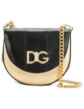 Media Wifi Crossbody Bag by Dolce & Gabbana