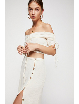 Ruched Set by Free People