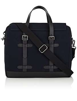 Double Handle Briefcase by Barneys New York