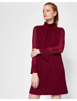 A Line Overlay Playsuit by Ted Baker
