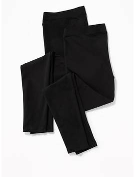 Maternity Front Low Panel Leggings 2 Pack by Old Navy