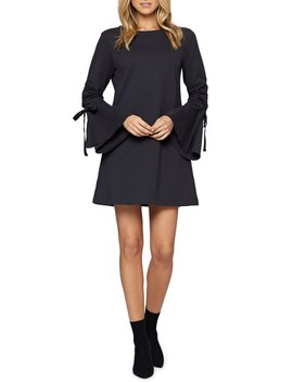 Giovana Tie Sleeve Minidress by Sanctuary