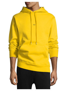Taxi Graphic Logo Hoodie by Helmut Lang