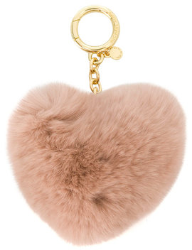 Heart Shaped Keyring by Michael Michael Kors
