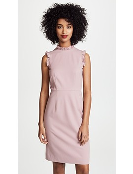 Sleeveless Spring Ruffle Dress by Rebecca Taylor
