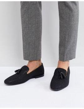 Kg By Kurt Geiger Party Slipper Loafers Black by Kg Kurt Geiger
