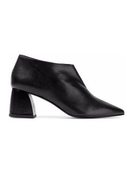 Leather Ankle Boots by 8