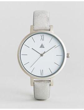 Asos Worn Metallic Watch by Asos Collection