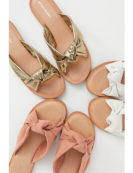 Sadie Slip On Sandal by Free People