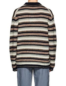 Najat Wool Linen Sweater by Acne Studios