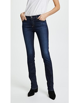 Harper Essential Straight Leg Jeans by Ag