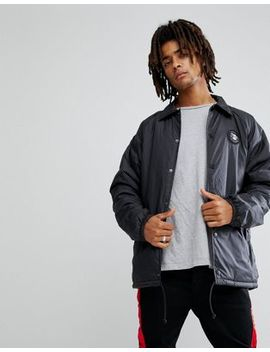Vans X The North Face Torrey Mte Coach Jacket In Black Va36 Yeowd by Vans