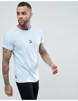 Puma Logo Slim T Shirt by Puma