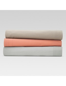 Vintage Wash Solid Sheet Set   Threshold™ by Shop Collections