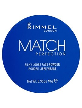 Rimmel London Match Perfection 001 Transparent Silky Loose Face Powder, 0.35 Oz by Rimmel