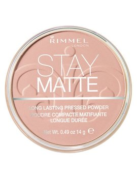 Rimmel Stay Matte Pressed Powder, Natural 003, .49 Oz (14g) by Rimmel
