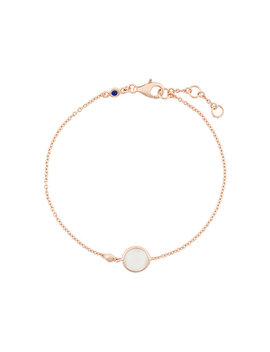 Mini Moonstone Round Stilla Bracelet by Astley Clarke
