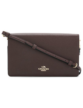 Fold Over Cross Body Bag by Coach