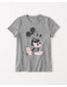Shine Graphic Tee by Abercrombie & Fitch