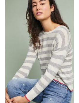 Raelynne Striped Pullover by Velvet By Graham & Spencer