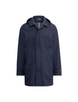 Waterproof Twill Coat by Ralph Lauren