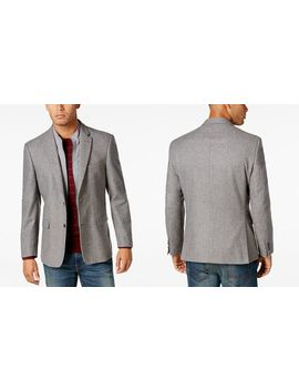Men's Slim Fit Sport Coat With Removable Bib Insert by Tommy Hilfiger