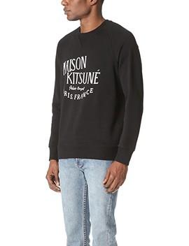 Palais Royal Sweatshirt by Maison Kitsune