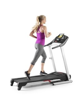 Weslo Cadence G 5.9i Folding Electric Treadmill With Large Lcd Display by Weslo