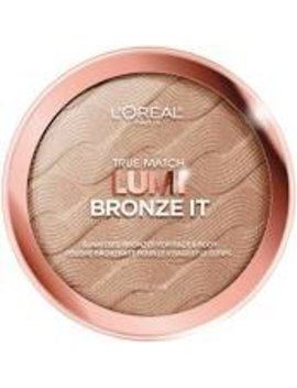 L'oreal True Match Lumi Bronze It, #01 Light, 0.41 Oz by L'oreal True Match