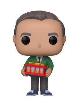 Funko Pop Tv Mr Rogers Collectible Figure, Multicolor by Fun Ko
