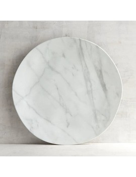 Marble Melamine Dinner Plate by Pier1 Imports