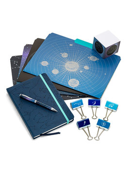 Outer Space Stationery Set   Exclusive by Think Geek