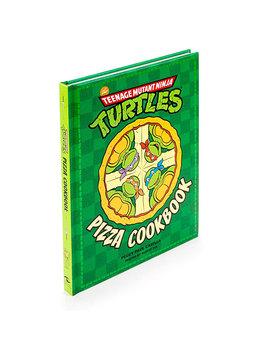 Teenage Mutant Ninja Turtles: The Official Pizza Cookbook by Think Geek