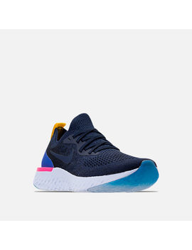 Women's Nike Epic React Flyknit Running Shoes by Nike