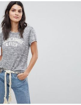Abercrombie & Fitch Cosy Logo T Shirt by Abercrombie & Fitch