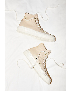 Embossed Hi Top Sneaker by Free People