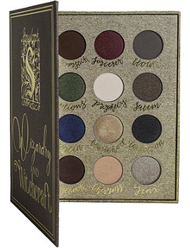 Online Only Wizardry And Witchcraft Eyeshadow Storybook Palette by Storybook Cosmetics
