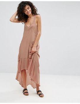 Asos Casual Parachute Maxi Dress by Asos Collection