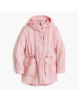 Petite Perfect Rainjacket by J.Crew