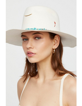 Lovers Cove Felt Hat by Free People