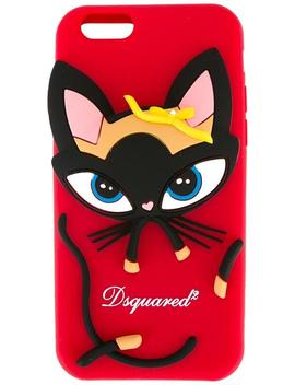 Cat I Phone 6 Case by Dsquared2