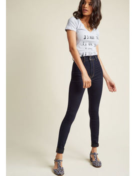 On A Roller Derby Jeans In 28 On A Roller Derby Jeans In 28 by Modcloth