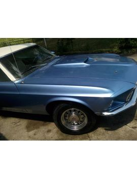1969 Ford Mustang by Ebay Seller
