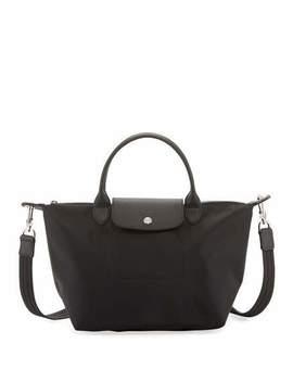 Le Pliage Small Nylon Tote Bag by Longchamp