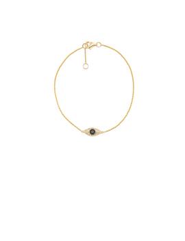 Evil Eye Sapphire Bracelet by Sachi