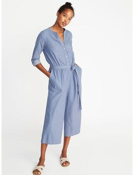 Utility Jumpsuit For Women by Old Navy